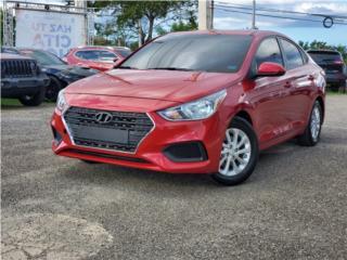 Hyundai, Accent 2019, Equipo Construccion Puerto Rico