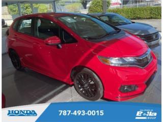 Honda, Fit 2020, HRV Puerto Rico