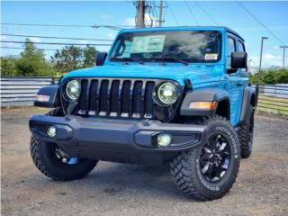 Jeep Puerto Rico Jeep, Willys 2021