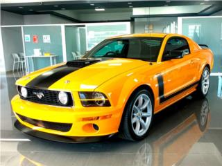 Ford Puerto Rico Ford, Mustang 2007