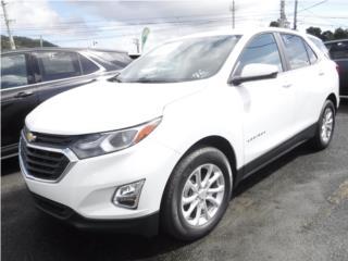 Chevrolet Puerto Rico Chevrolet, Equinox 2021