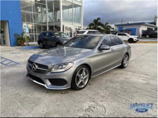 Mercedes Benz Puerto Rico Mercedes Benz, Clase 300 2016
