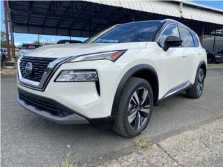 Nissan, Rogue 2020, Fiat Puerto Rico