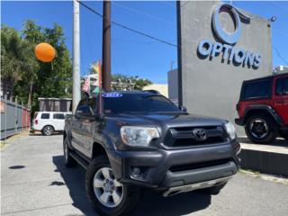 Toyota, Tacoma 2014, Rav4 Puerto Rico