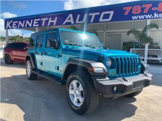 Jeep Puerto Rico Jeep, Wrangler 2020