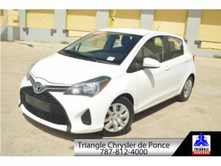 TOYOTA YARIS 2019 ECONOMICO , Toyota Puerto Rico