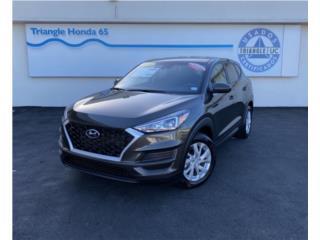 Hyundai, Tucson 2020, Elantra Puerto Rico