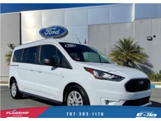 FORD TRANSIT CONNECT VAN XL  2021 , Ford Puerto Rico
