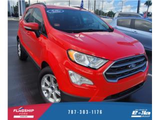 2020 FORD ESCAPE SEL - Totalmente Rediseñada , Ford Puerto Rico