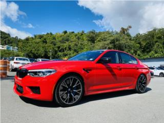 BMW, BMW M-5 2019, BMW X1 Puerto Rico