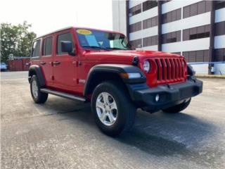 Sport Edition, Keyless, Como Nueva, FP,  , Jeep Puerto Rico