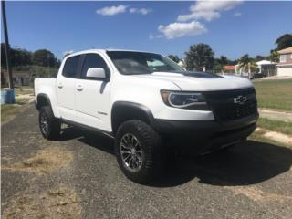 Chevrolet Puerto Rico Chevrolet, Colorado 2018