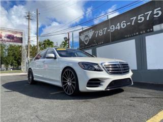 Mercedes Benz, Clase S 2020, Nissan Puerto Rico