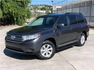 TOYOTA HIGHLANDER 2019 LE PAGOS $359 , Toyota Puerto Rico