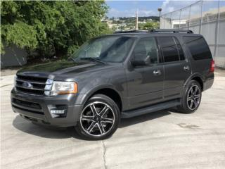 Ford Puerto Rico Ford, Expedition 2017