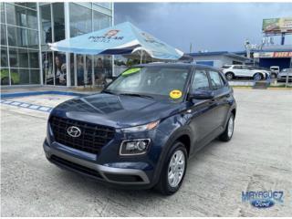 Hyundai, Venue 2020, Venue Puerto Rico