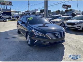 Hyundai, Sonata 2016, Venue Puerto Rico
