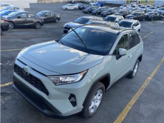 Toyota, Rav4 2021, Camry Puerto Rico