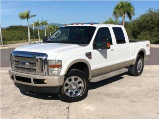 Ford Puerto Rico Ford, F-250 Pick Up 2008