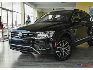 VW Tiguan , Volkswagen Puerto Rico