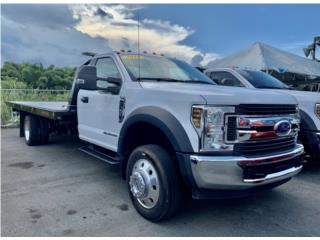 FORD 550 Tumba 2021 , Ford Puerto Rico