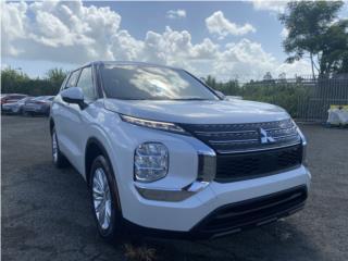 Mitsubishi, Outlander 2022, Mirage Puerto Rico