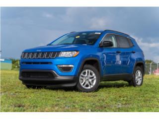 Jeep Puerto Rico Jeep, Compass 2021