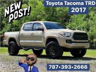 2021 Toyota Tacoma TRD Sport 4x2   , Toyota Puerto Rico