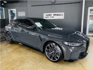 BMW, BMW M-3 2021  Puerto Rico