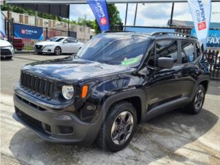 Jeep, Renegade 2018, Mitsubishi Puerto Rico