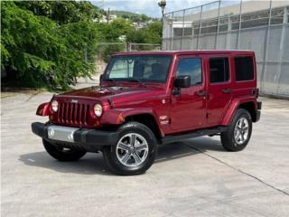 Jeep, Wrangler 2013, BMW Puerto Rico