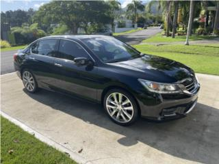 Honda, Accord 2014, BMW Puerto Rico