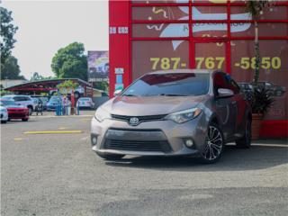 Toyota, Corolla 2015, Dodge Puerto Rico