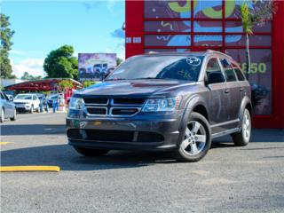 Dodge, Journey 2018, Charger Puerto Rico