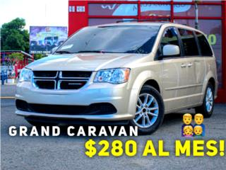 Dodge, Grand Caravan 2016, Charger Puerto Rico
