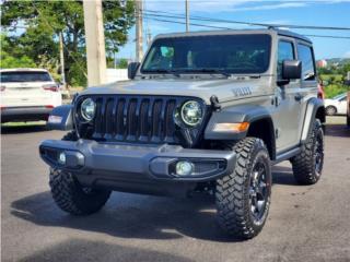 Jeep, Wrangler 2021, Dodge Puerto Rico