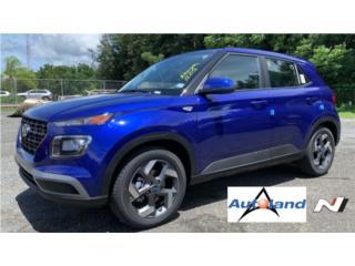 Hyundai Puerto Rico Hyundai, Venue 2022