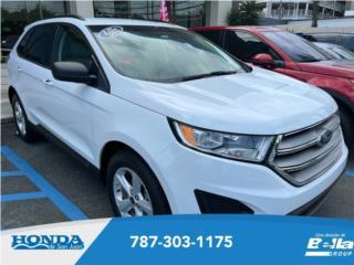 Ford, Edge 2018, Hyundai Puerto Rico