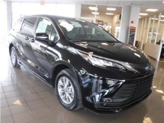 Toyota, Sienna 2021  Puerto Rico