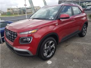 Hyundai, Venue 2021, Elantra Puerto Rico