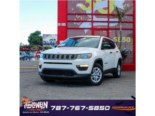 COMPASS SPORT EN LIQUIDACION TODOS LOS COLORE , Jeep Puerto Rico
