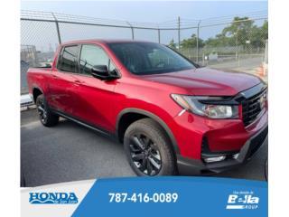 Honda, Ridgeline 2021  Puerto Rico