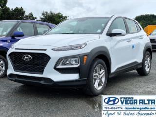 Hyundai Puerto Rico Hyundai, Kona 2021
