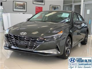 Hyundai, Elantra 2021, Fiat Puerto Rico