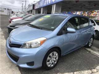Toyota Puerto Rico Toyota, Yaris 2013