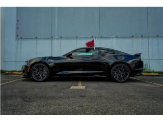 Chevrolet, Camaro 2019, Corvette Puerto Rico