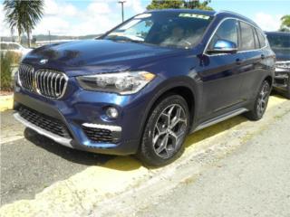 BMW, BMW X1 2018, Hyundai Puerto Rico