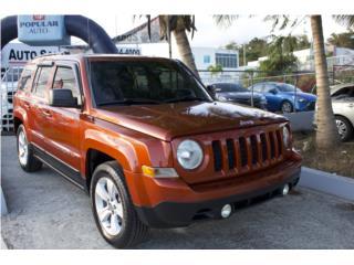 Jeep Puerto Rico Jeep, Patriot 2012