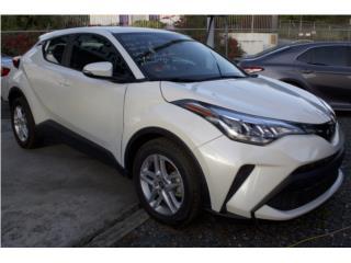 CHR 2021 VARIEDAD DE COLORES , Toyota Puerto Rico