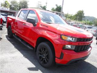 Chevrolet, Silverado 2021  Puerto Rico